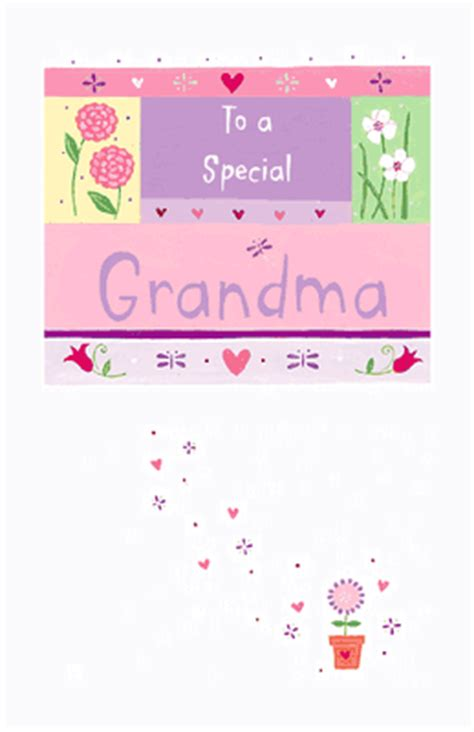 how to make a birthday card for grandmother special greeting card happy birthday printable