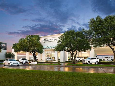 Dallas Cadillac by Experience Sewell Cadillac Of Dallas New Used Cadillac