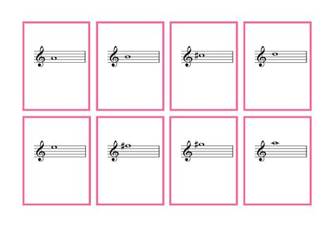 how to make printable flash cards complete set violin flash cards printable denley