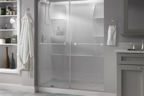 contemporary shower doors delta s new contemporary shower doors pro construction guide