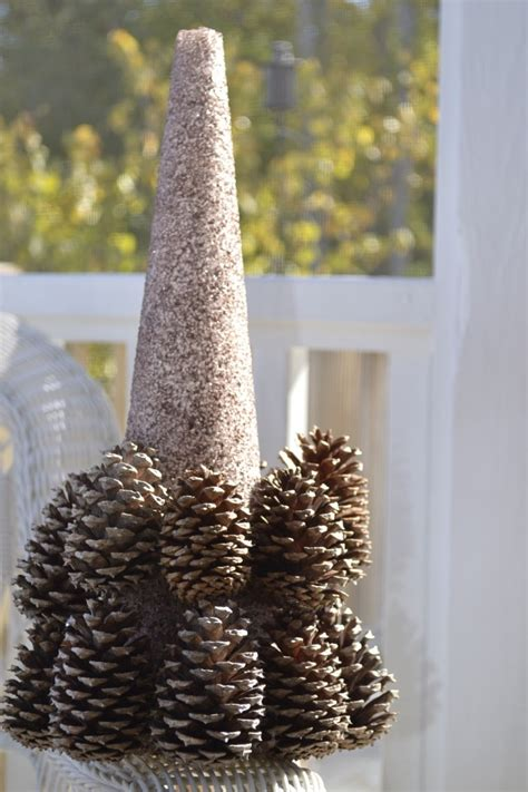 craft ideas with pine cones for pine cone crafts furniture ideas deltaangelgroup