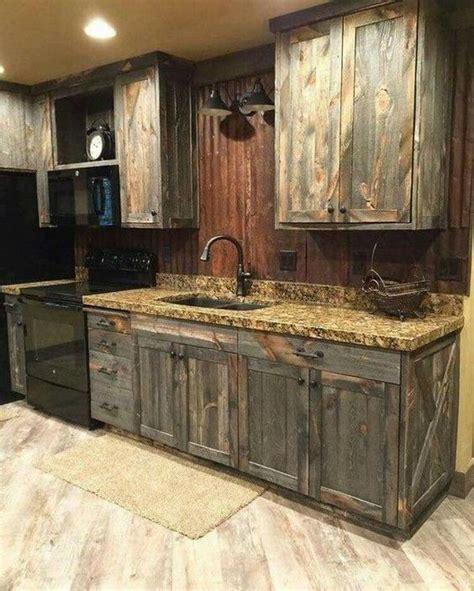 muebles para casas de co muebles de cocina dise 241 os modernos de madera colgantes