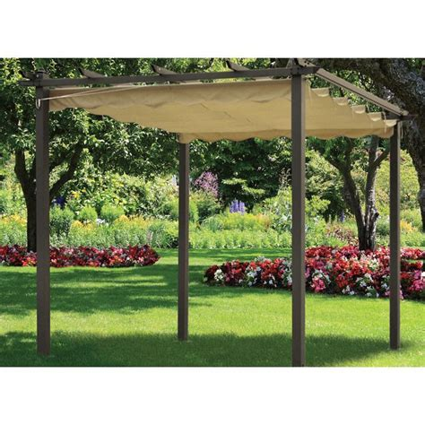 pergola replacement covers siena pergola replacement cover beige buy at qd