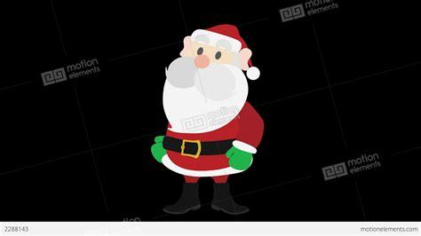 santa claus animations santa claus stock animation 2288143