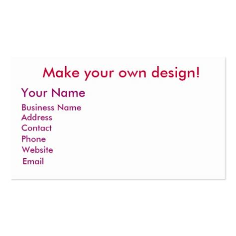 how to make a free business card design your own pictures free studio design gallery