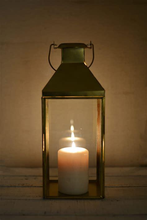 metal lantern metal lantern gold 5 5x14in