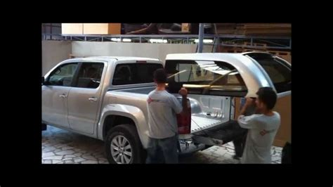 Make Your Own Canopy australian ute canopy installation video youtube