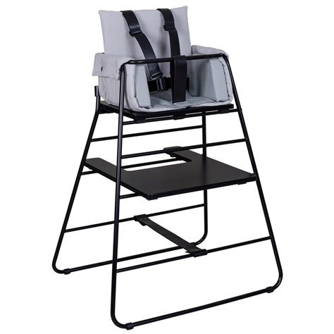 harnais de s 233 curit 233 pour chaise haute towerchair noir budtzbendix univers b 233 b 233 smallable