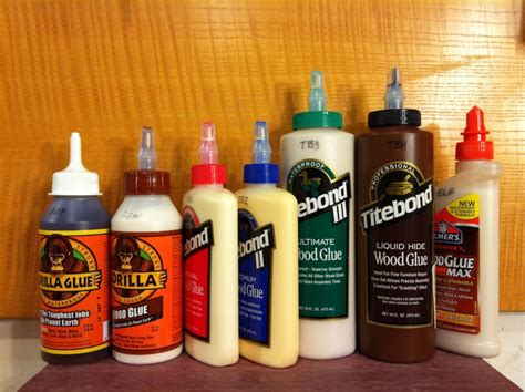 best woodworking types of wood glue and buying guide best belt sanders