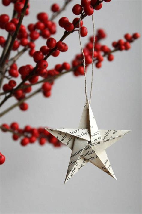 simple tree decorations 38 easy handmade ornaments