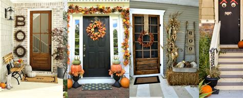 decoration front door fall front door decoration ideas rustic baby chic