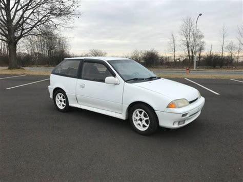 Suzuki Gti by 1989 Suzuki Gti