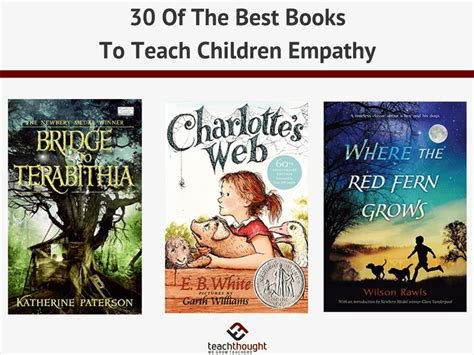 picture books to teach empathy podcast teachthought