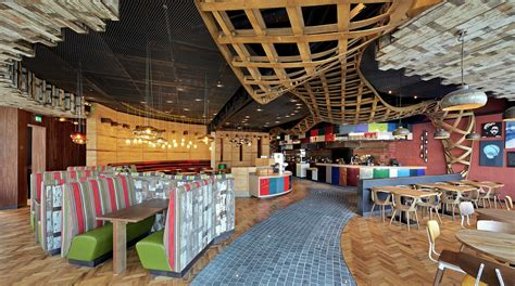 Building A Kitchen Island With Seating gallery of 2015 restaurant amp bar design award winners