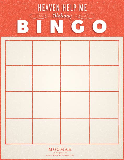 make your own picture bingo cards free heaven help me bingo huffpost