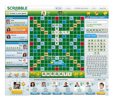 scrabble word direction scrabble direction ui ux on behance