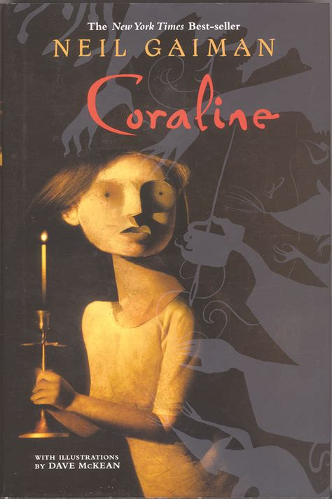 coraline book pictures neil gaiman and friends read coraline for free