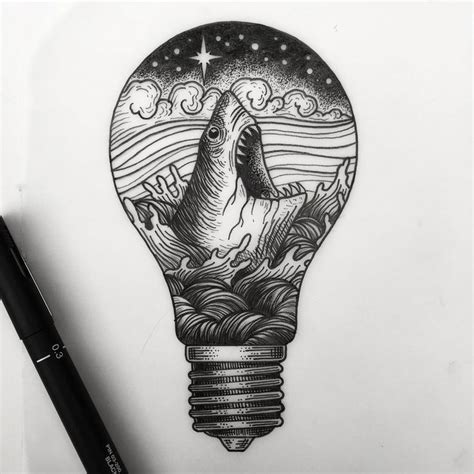 drawing lights best 25 light bulb drawing ideas on doodle