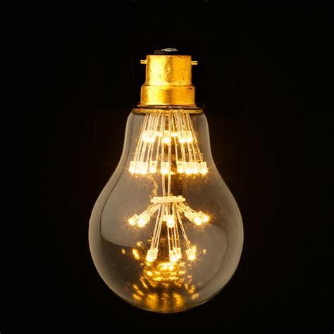 led vintage light bulbs 3 watt vintage led clear bulb