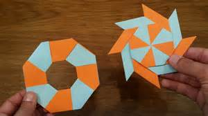 transforming origami how to make a paper transforming origami my