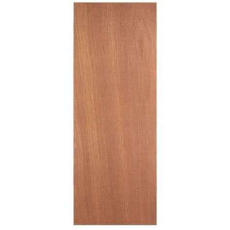 hollow interior doors home depot masonite 30 in x 80 in smooth flush hardwood hollow