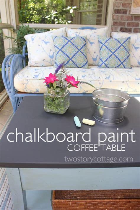 chalk paint alberta best 25 painted coffee tables ideas on