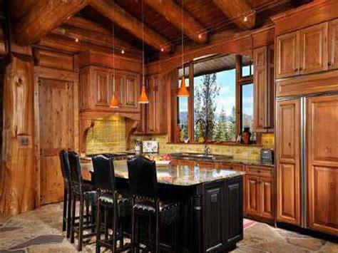 cabin kitchen designs cabin kitchen home design ideas