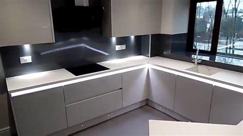 light gray kitchens handleless light grey kitchen newton mearns glasgow