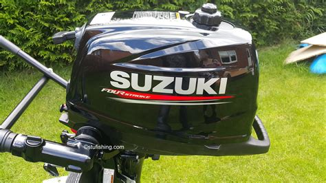 Suzuki 4hp Outboard by Suzuki Df6a 6hp Outboard Motor 4 Stroke Stufishing