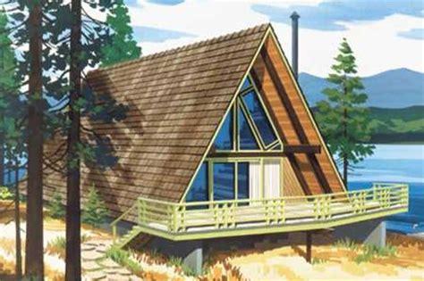 a frame house floor plans a frame houseplans home design ls h 6 la