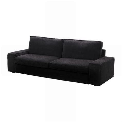 ikea sofa bed slipcover ikea kivik sofa bed slipcover sofabed cover tranas black