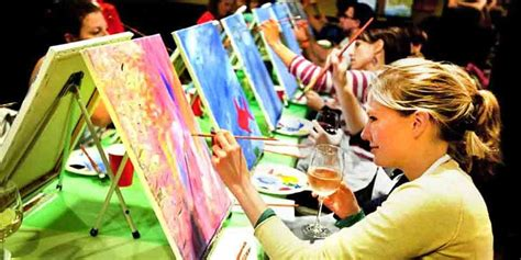 paint nite ny new york city summer travel deals newsday