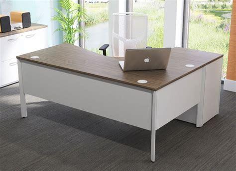 second corner desk corner desks new used office furniture glasgow scotland