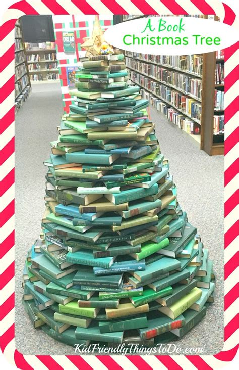 book tree craft make a tree from books kid friendly things to