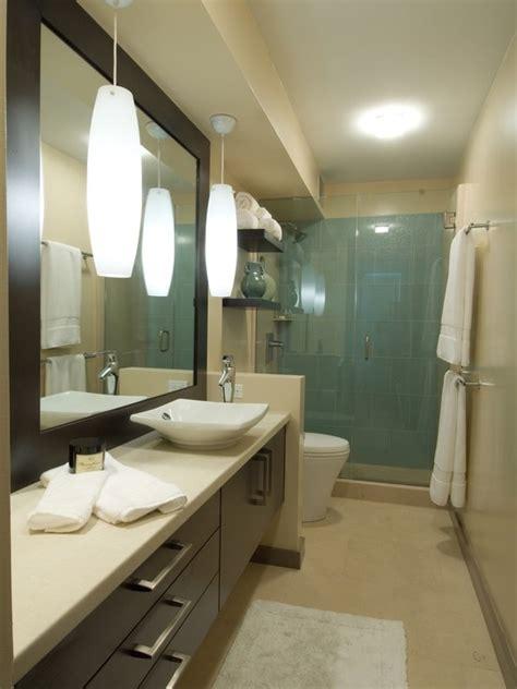 Narrow Bathroom Ideas by Home Design Idea Bathroom Designs Narrow