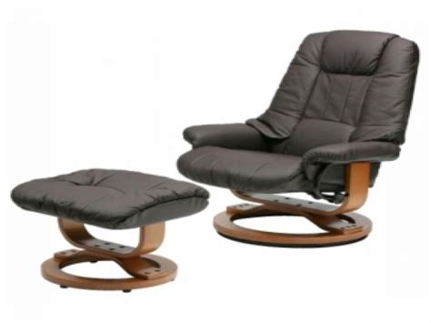 swivel leather recliner chair leather chairs with footstool leather swivel rocker