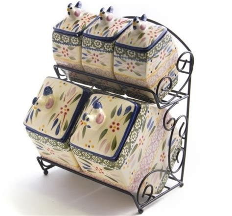 kitchen decorative canisters decorative kitchen canisters sets decor