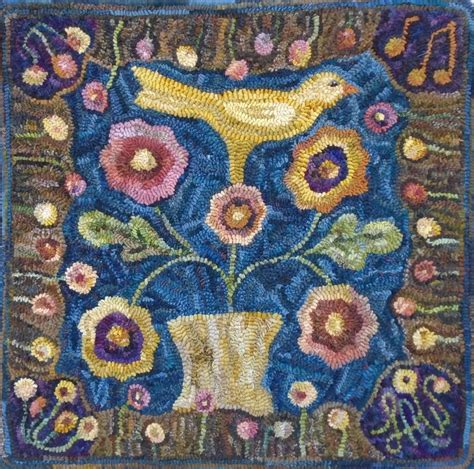 Penny Rugs Free Patterns by Rug Hooking Kits Patterns Roselawnlutheran