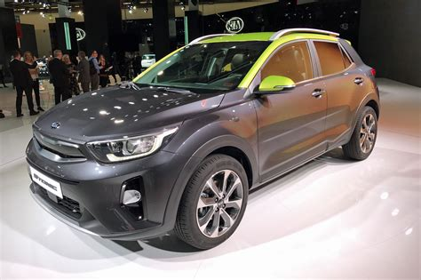 A Kia by Stonic Boom New Kia Stonic Joins The Compact Crossover