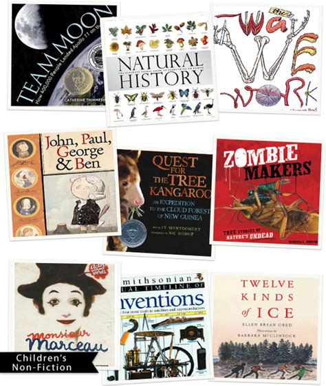pictures of nonfiction books ten great children s non fiction books some the wiser