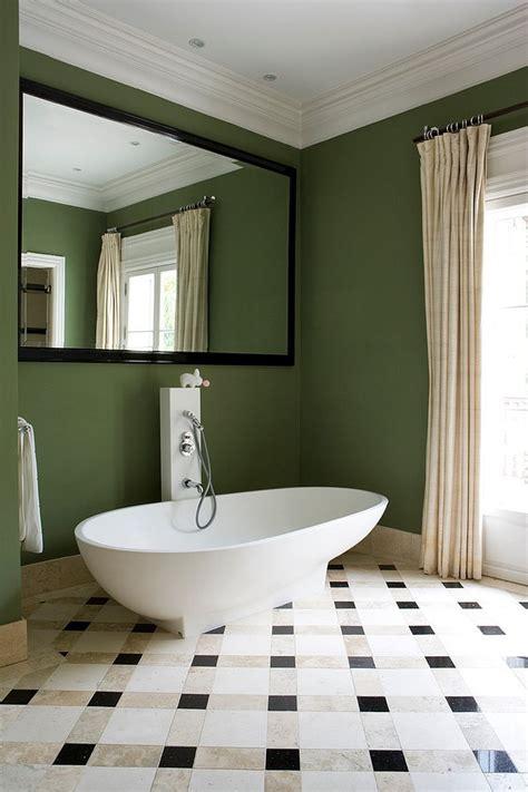 bathroom ideas green 20 refreshing bathrooms with a splash of green