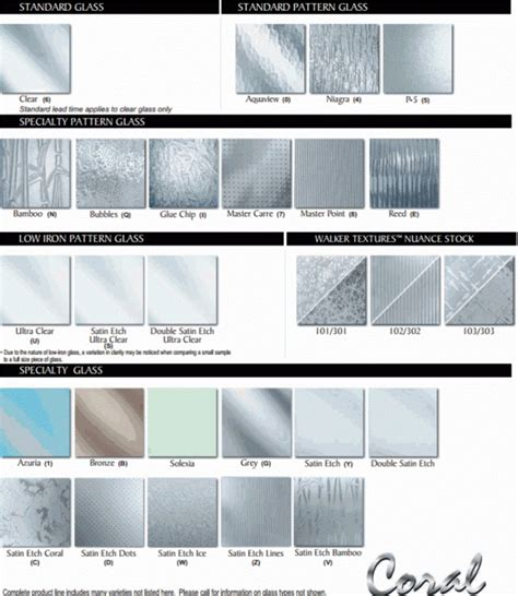 shower doors glass types for windshield replacement in dothan al call watson glass co