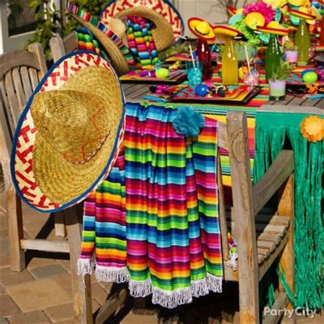 mexican decorations ideas mexican drinkware ideas city
