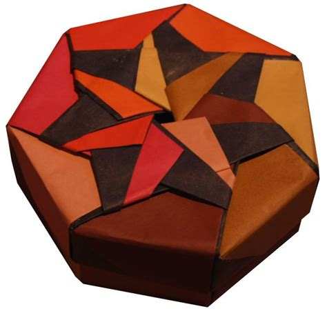 origami cool box 390 best images about origami boxes and containers on