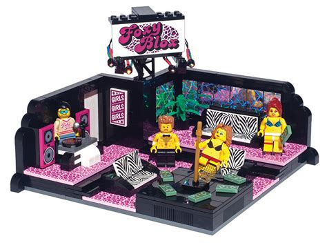 legos for adults the nudie bar lego for adults the wolfpack society