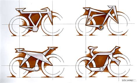 origami bicycle ori bicycle frame emily carr