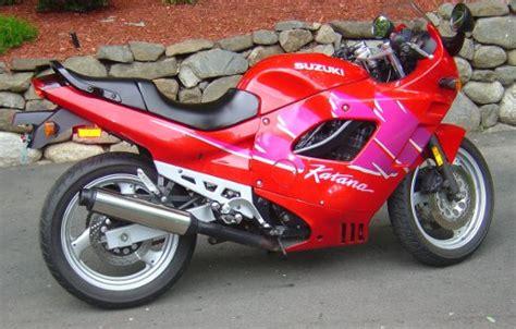 1992 Suzuki Katana 750 by Suzuki Katana Gsx600f Gsx750f Service Manual Cyclepedia