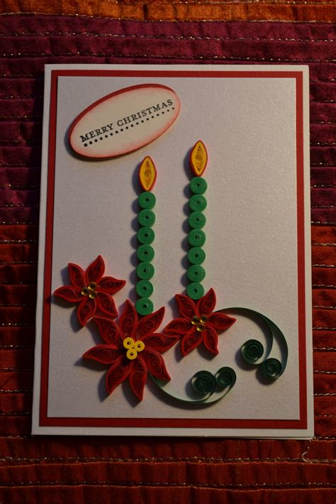 card projects quilling ideas happy holidays