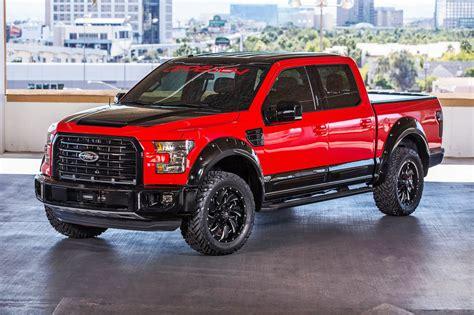 Ford Trucks by Ford Sema 2015 Custom Trucks