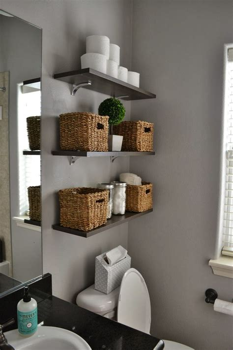 bathroom wall decorations ideas 25 best ideas about small bathroom storage on